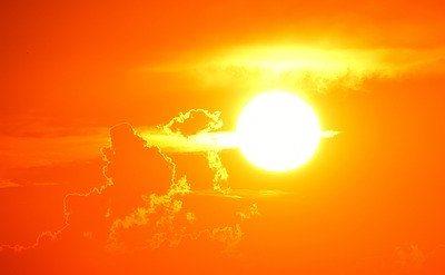 The Sun Unsheathed