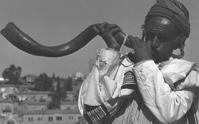 The Cry of The Shofar