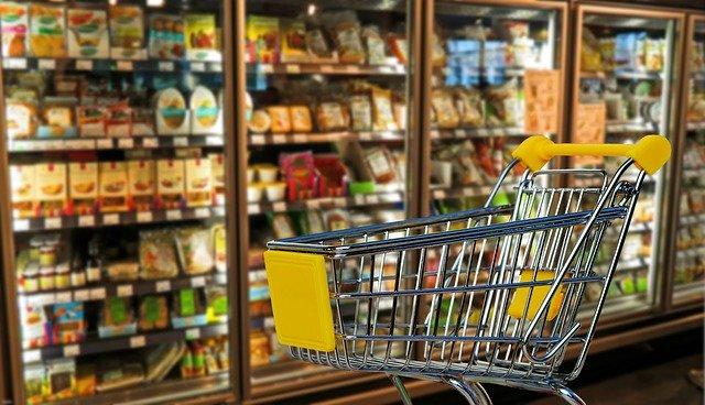Post Pesach Supermarket Scene 2016