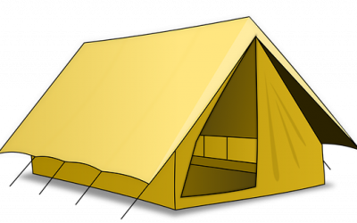 Open Your Tent!